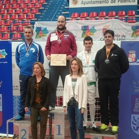 PODIUM SABLE SENIOR MAS